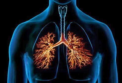 Дыхание при бронхиальной астме