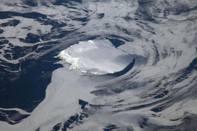 Буве: остров в атлантическом океане