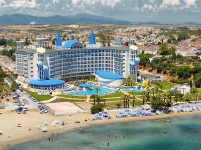Buyuk Anadolu Didim naselje 5 * - hotel na Egejskom moru. Opis i osvrti