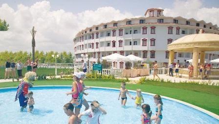 Turska Hotel Caesar Side Cijene