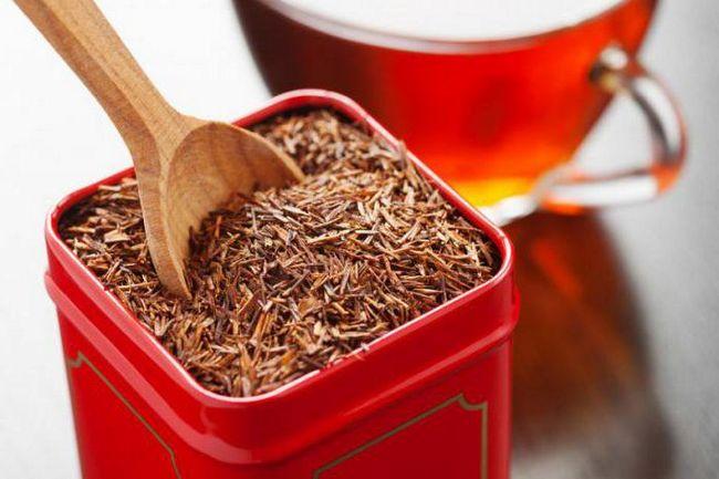 Rooibos čaj: koristi i štete. Sastav i svojstva Rooibos čaja
