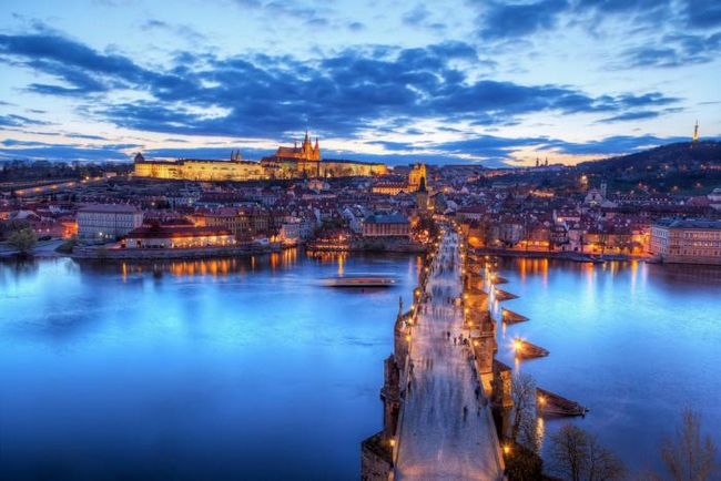 Prag Češka Foto