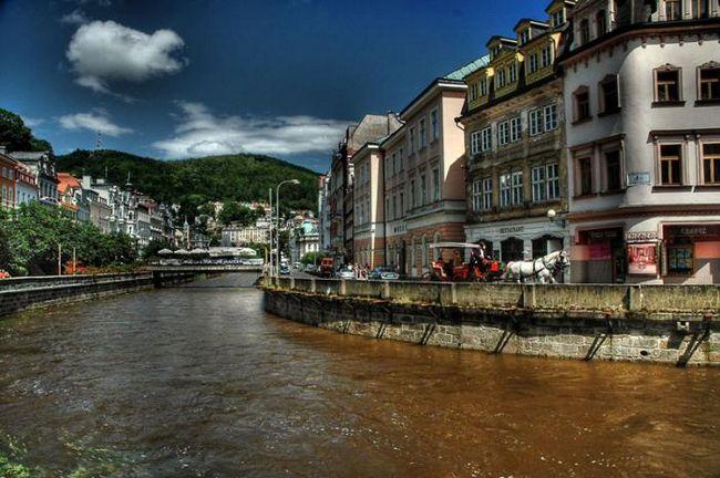 Češka Prag Karlovy Vary