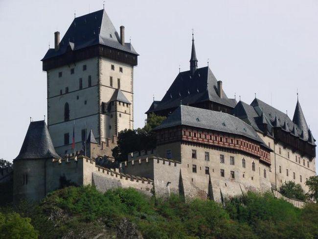 Češki dvoraca u blizini Praga