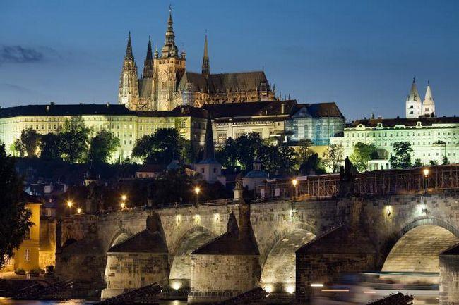 Prag čeških turista recenzije