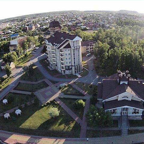 Smolino park Čeljabinsk