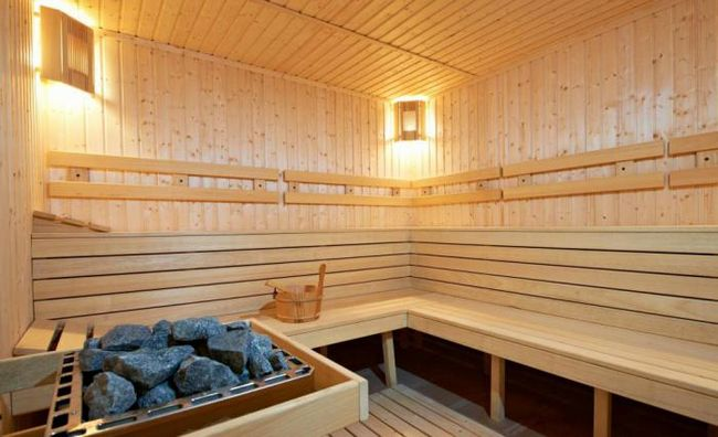 Za razliku od Sauna kupanje