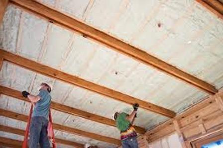 kako za izolaciju stropova u kući