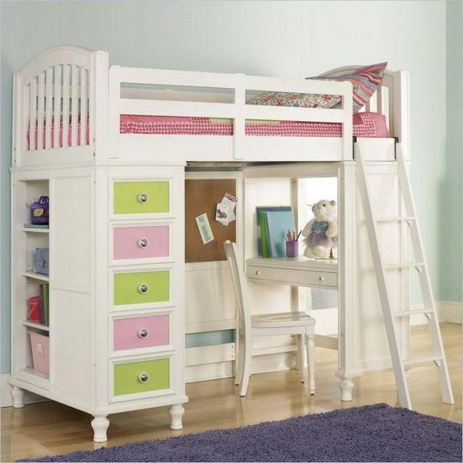 potkrovlje krevet za djecu