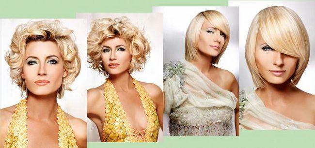 Chi - boju kose bez amonijaka. Paleta boja i recenzije