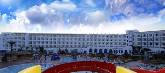 Chiraz thalasso Tunis 3