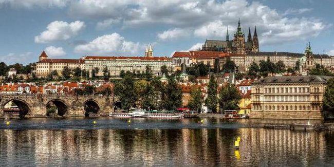 Znamenitosti Praga recenzije