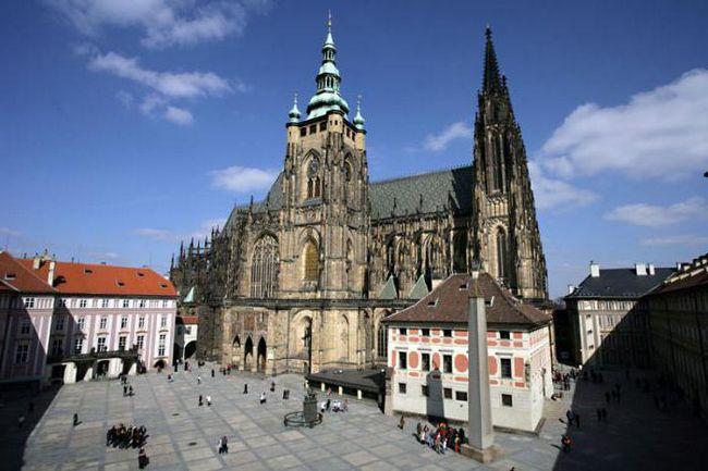 šta da radim u Pragu za novu godinu