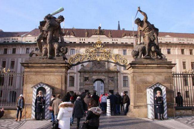 dvoraca Prag