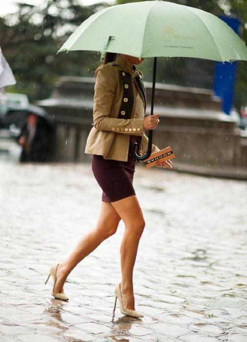 Что носить с бордовой юбкой: советы и сочетание