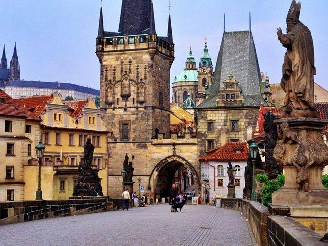Prag, Češka toga da se vidi