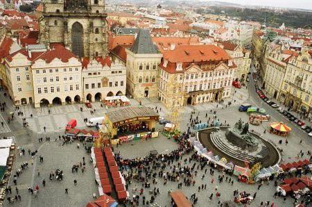 koje se mogu naći u Pragu