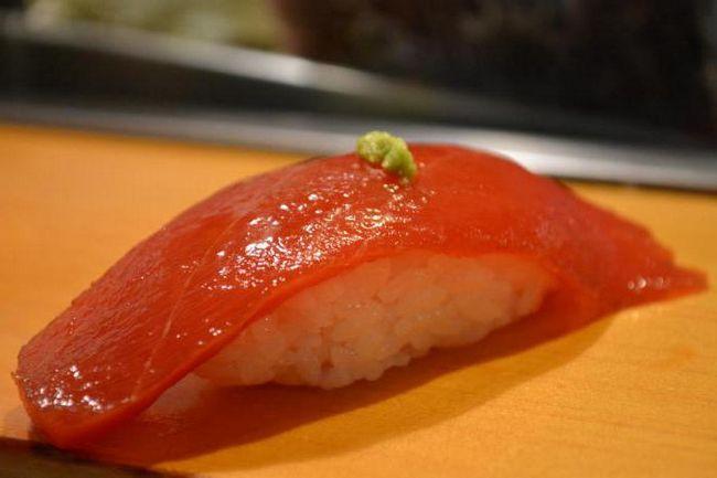 Самая дорогая в мире рыба