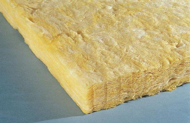 izolacijskih materijala za zidove