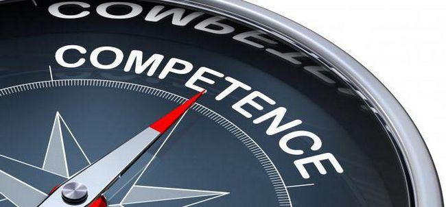 Ono što je u nadležnosti? Ključnih kompetencija i njihova evaluacija. Kompetencije nastavnika i studenata