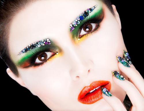 Što je make-up? Kako to primijeniti?
