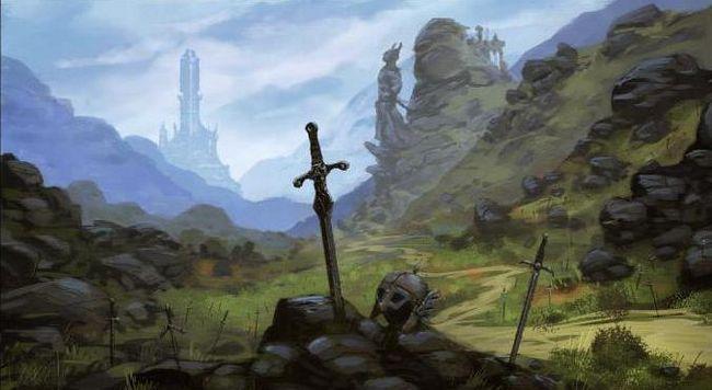 Što je Valhalla? Groba reprezentacije Vikinga