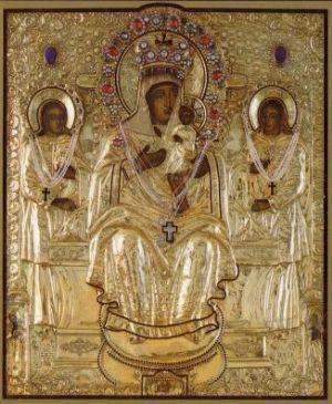 Čudo-radni ikona Bogorodice Kipar