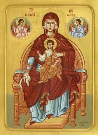 molitvu pred ikonu