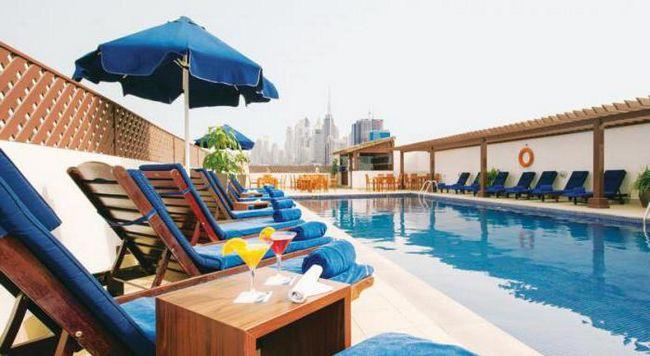 Hotel Citymax Hotel Bur Dubai 3