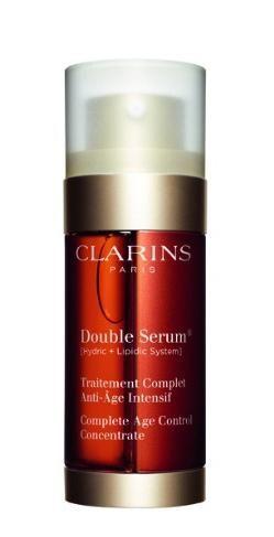 Clarins dvostruki serum: feedback - kako su uvjerljivi?