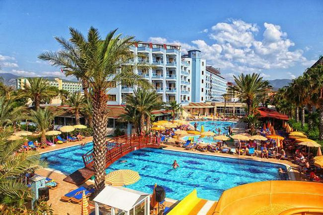 Club Hotel caretta plaža 4