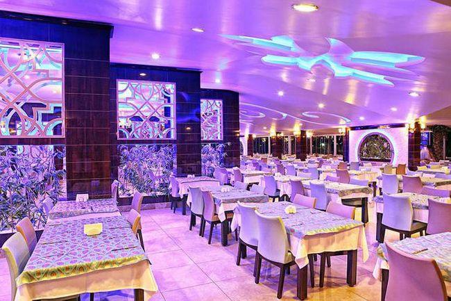 Hotel Club Hotel caretta plaža 4 pureća