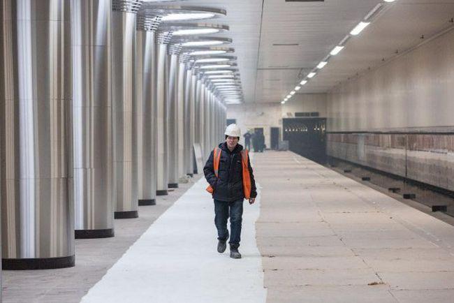 Дата открытия станции метро