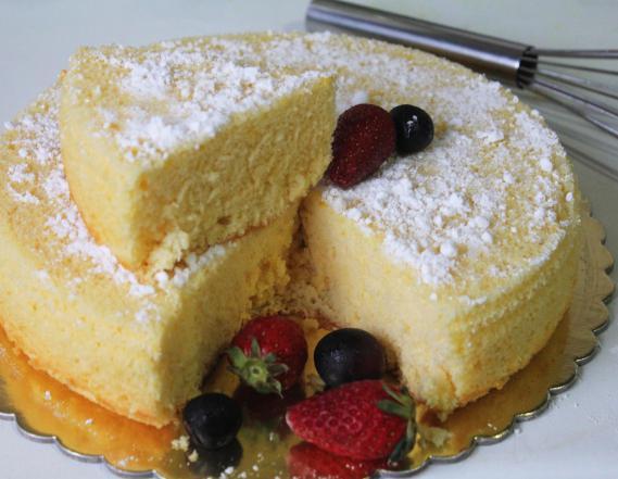 custard torta