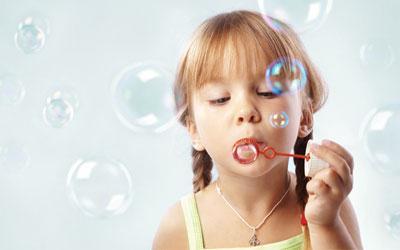 как сделать раствор мыльных пузырей