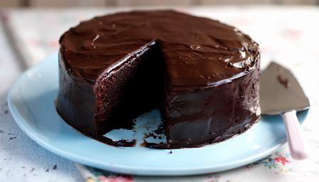 čokolada cupcake u multivarka