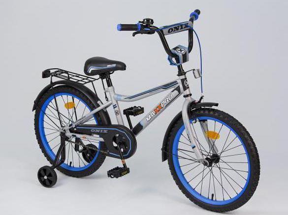Детские велосипеды MaxxPro: характеристики, отзывы
