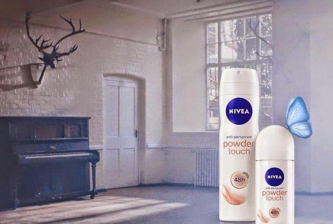 """Deodorant """"Nivea"""" """"efekt prah"""": Komentari kupaca. Dezodorans-antiperspirant NIVEA """"efekt prah"""": značajke i karakteristike"""