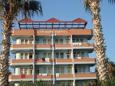 Dim suite hotel (Turska): fotografije i recenzije