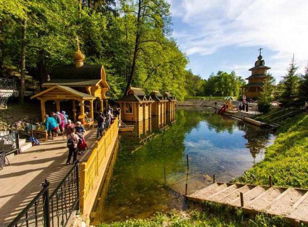 Kazan izvor Diveevo