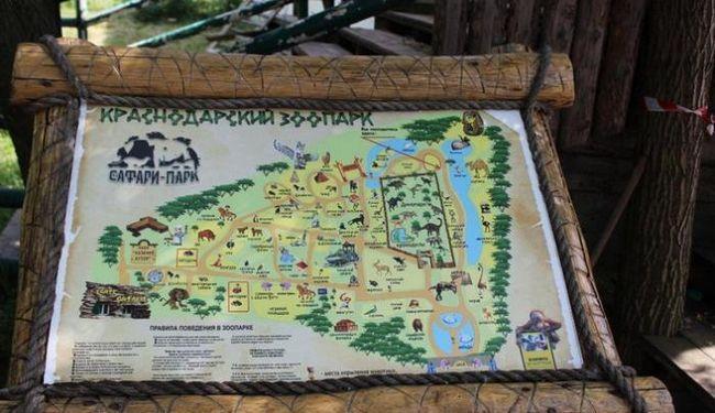 Zoo u Krasnodaru