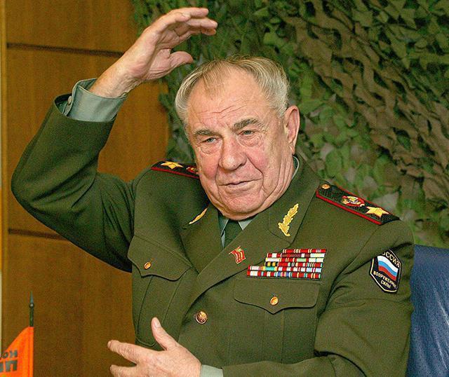 Dmitry Yazov T.