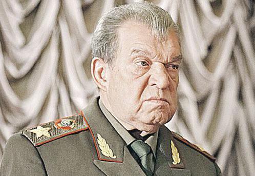 Dmitry Yazov biografija