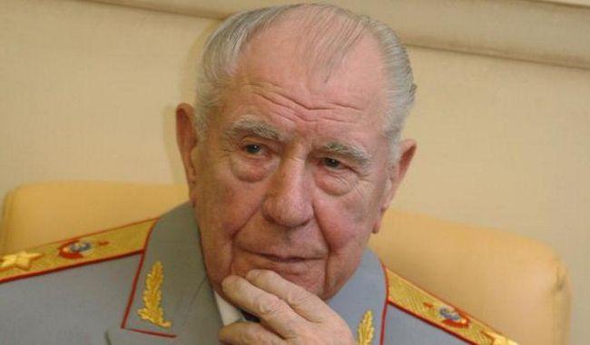 Biografija Dmitry Yazov