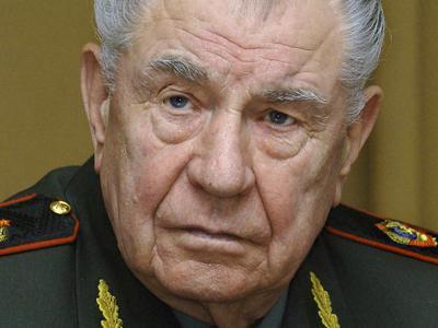 Dmitry Yazov Marshal