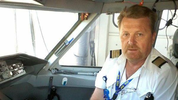 Dmitrij pilot Rodin