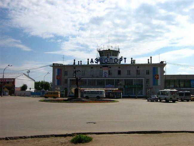 Syktyvkar Airport adresa
