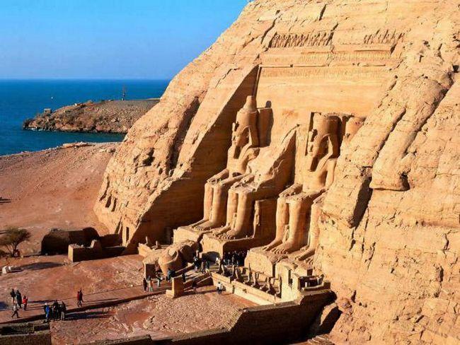 долина фараонов курган