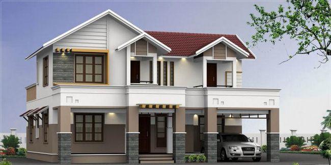 дом 9 на 9 планировка