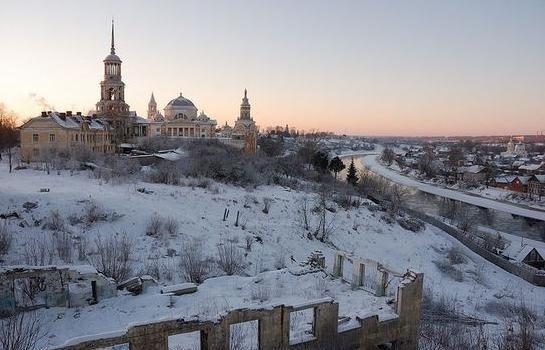 atrakcija Torzhok Foto